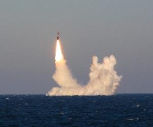 """Испытания ракеты """"Булава"""" возобновятся 28 июня"""