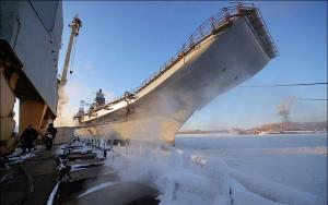 """Первый выход """"Викрамадитьи"""" в море может быть перенесен"""