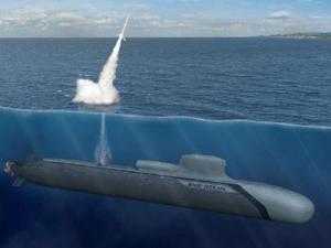 Французы разработали неатомную подлодку на основе атомной