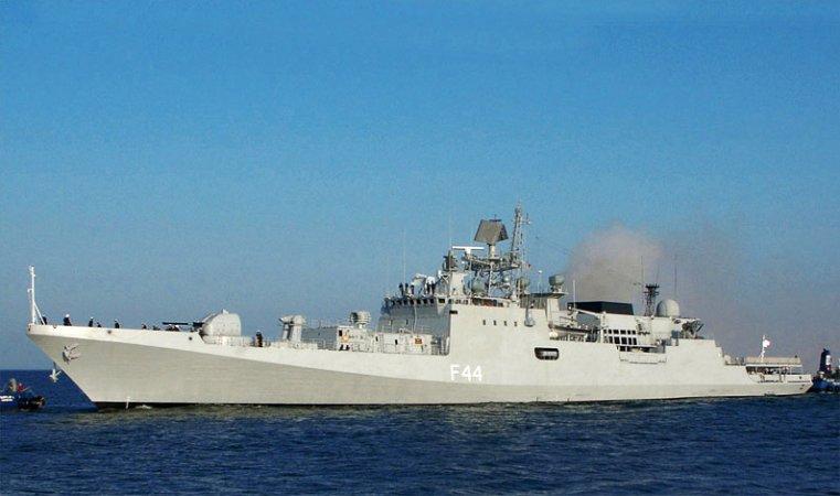 Фрегат проекта 11356 ВМС Индии