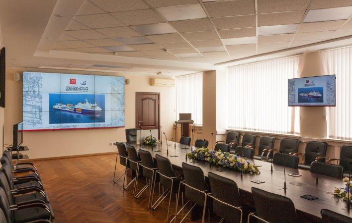 Ситуационный центр главного конструктора КБ