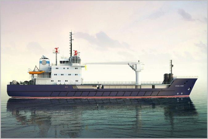 Морской транспорт вооружения проекта 20360М