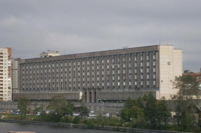 Здание Невского ПКб