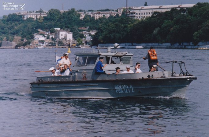 "Рабочий катер ГвРКР ""Москва"""
