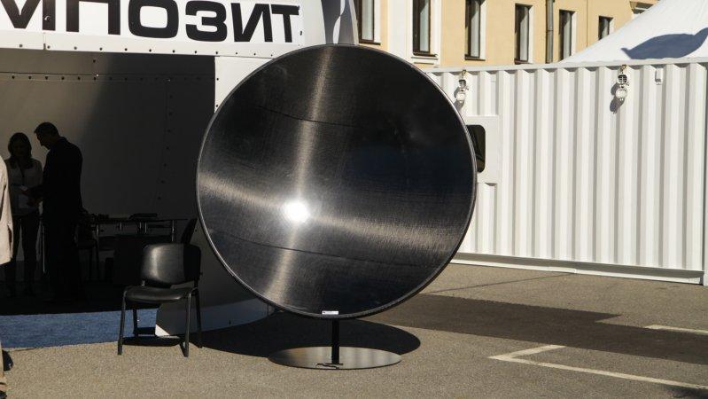 """Отражатель для радара из композитных материалов (""""Пром Композит"""")"""