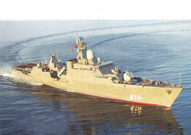 """Ракетные корабли проекта """"Гепард-3.9"""""""