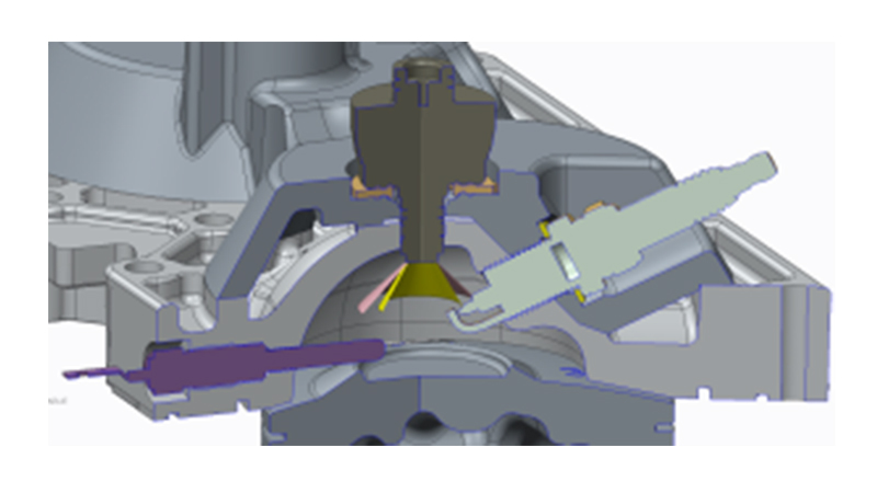 Схема зажигания Mercury OPTIMAX 3,0 DSI V6