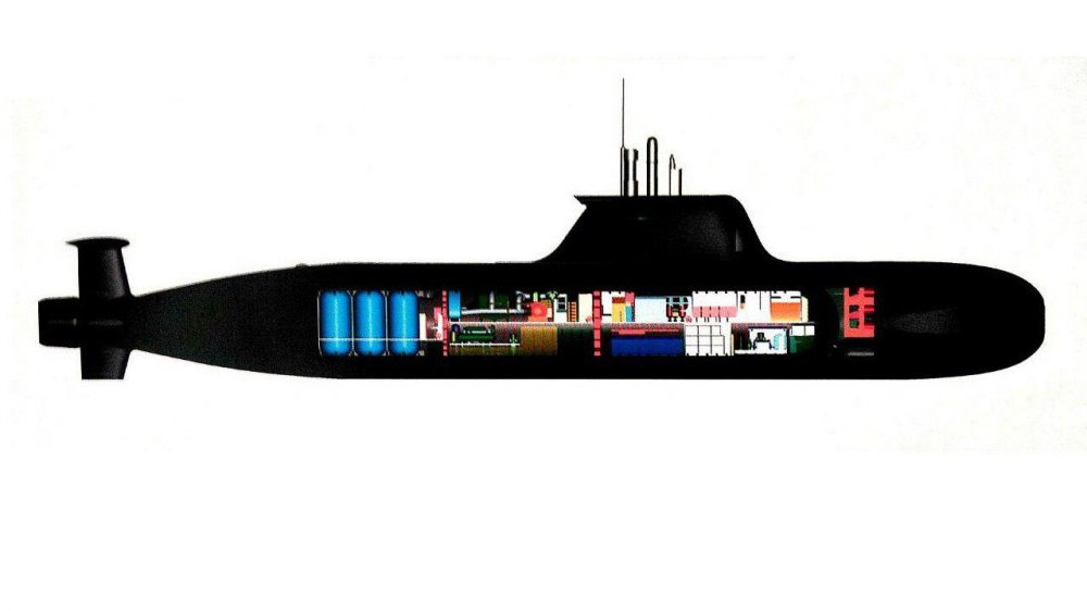 Russian AIP submarine technology - Page 3 %D0%9C%D0%BE%D0%B4%D0%B5%D0%BB%D1%8C%20%D0%BC%D0%B0%D0%BB%D0%BE%D0%B9%20%D0%BF%D0%BE%D0%B4%D0%B2%D0%BE%D0%B4%D0%BD%D0%BE%D0%B9%20%D0%BB%D0%BE%D0%B4%D0%BA%D0%B8%20%D0%BF%D1%80%D0%B8%D0%B1%D1%80%D0%B5%D0%B6%D0%BD%D0%BE%D0%B3%D0%BE%20%D0%B4%D0%B5%D0%B9%D1%81%D1%82%D0%B2%D0%B8%D1%8F%20%D0%9F-750%D0%91