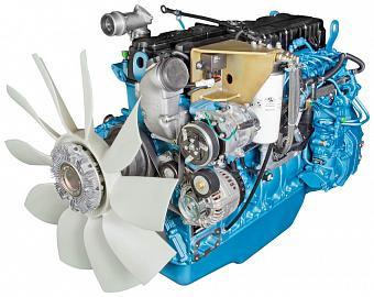 Рядный дизельный двигатель семейства ЯМЗ-530