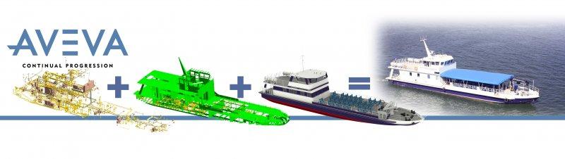 Система проектирования Aveva Marine