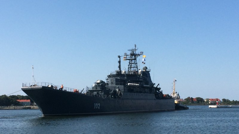 БДК Калининград после ремонта