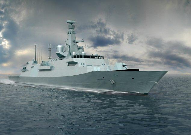 Проект корабля Тип-26
