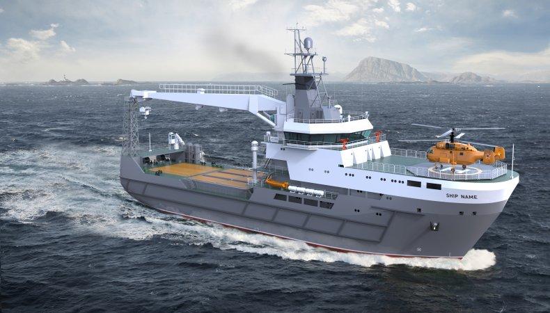 Морской транспорт вооружений проекта 20360М