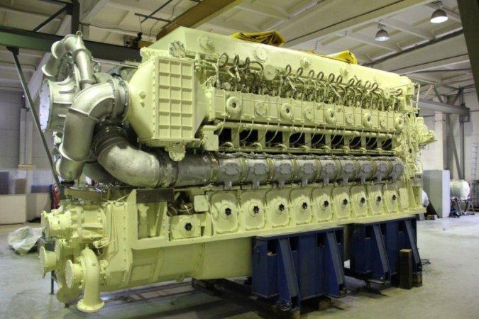 Двигатель 68б размерности 23/2х30