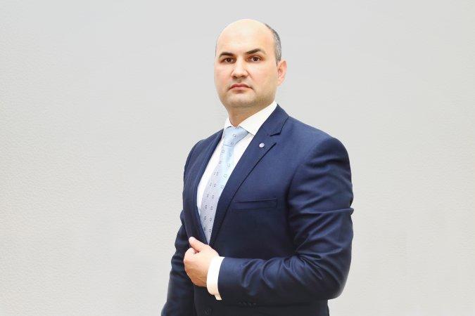 Гендиректор 33 СРЗ Илья Самарин
