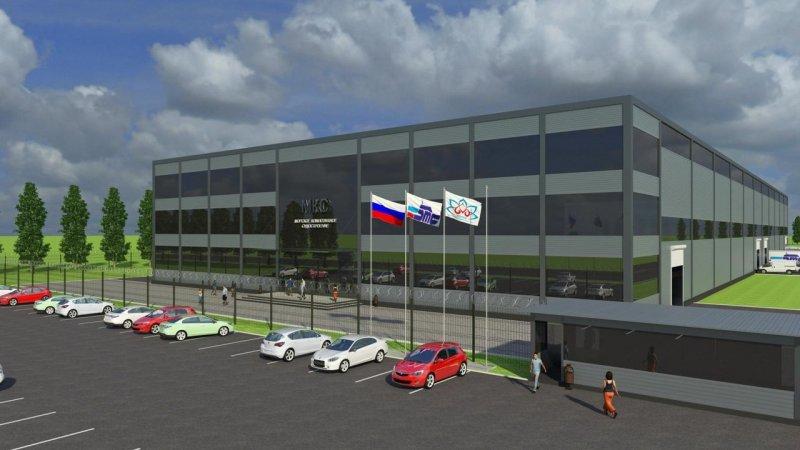Проект производственного комплекса ООО Морское композитное судостроение