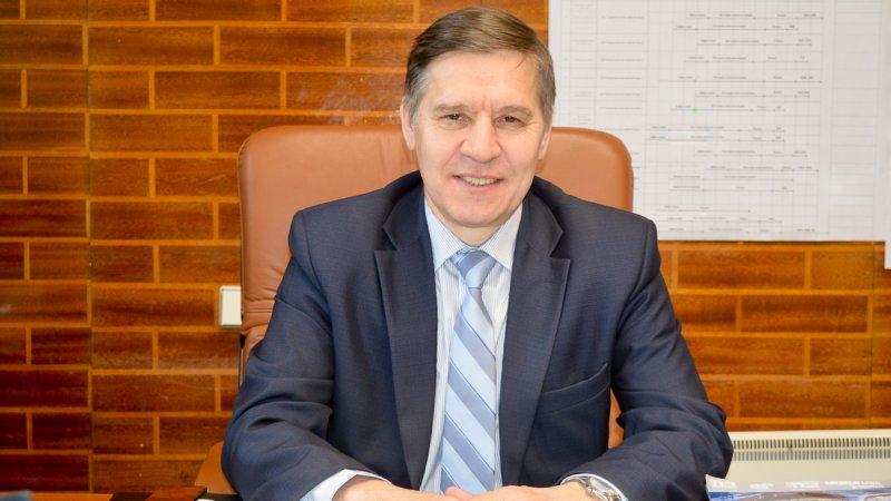 Генеральный директор Кронштадтского морского завода Анатолий Белоев