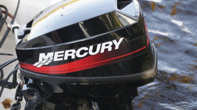 Подвесной двигатель Mercury